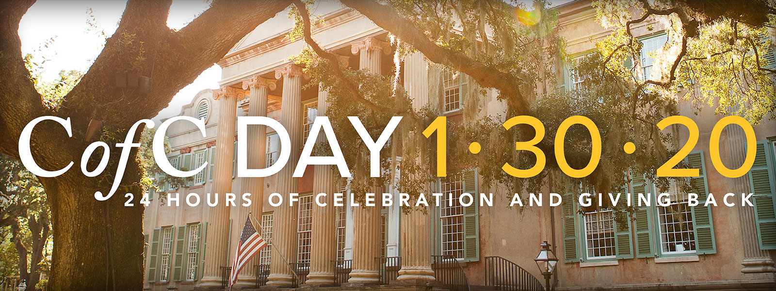 CofC Day – Thank You!