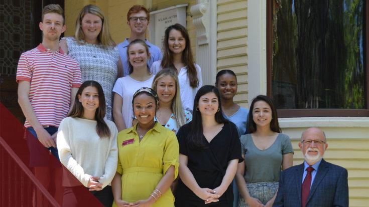 The Martin Scholars Program